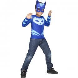 Kit disfraz de Gatuno PJ Masks en caja para niño - Imagen 1