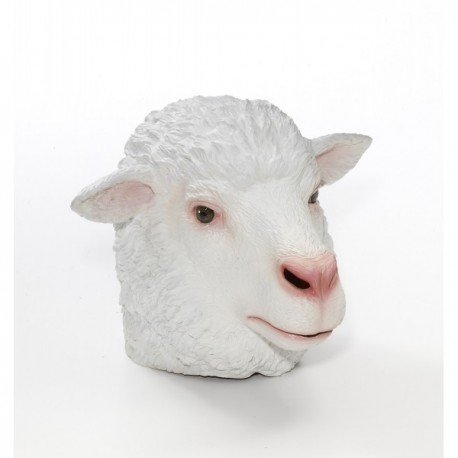 Máscara de oveja - Imagen 1
