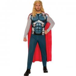 Disfraz de Thor basic para hombre - Imagen 1
