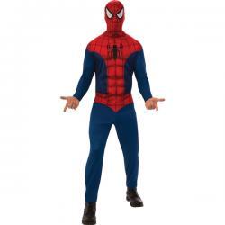 Disfraz de Spiderman basic para hombre - Imagen 1