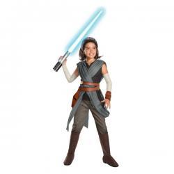 Disfraz de Rey Star Wars The Last Jedi super deluxe para niña - Imagen 1