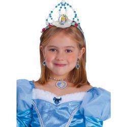 Tiara de Cenicienta para niña - Imagen 1