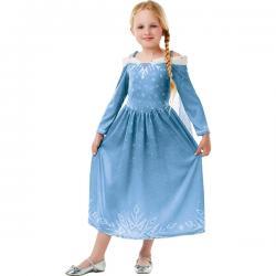 Disfraz de Elsa Frozen Adventures para niña - Imagen 1