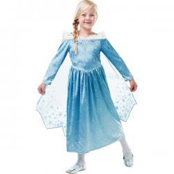 Disfraz de Elsa Frozen Adventures deluxe para niña - Imagen 1