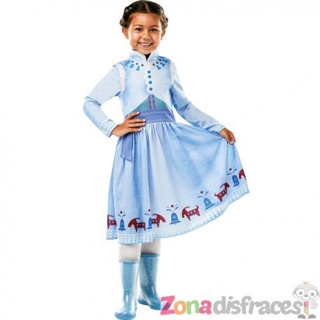 Disfraz de Anna Frozen Adventures classic para niña - Imagen 1