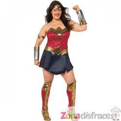 Disfraz de Wonder Woman para mujer talla grande - Imagen 1