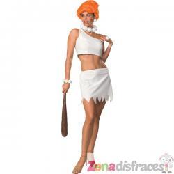 Disfraz de Vilma Picapiedra sexy para mujer - Imagen 1