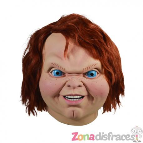 Máscara De Chucky El Muñeco Diabólico Para Adulto Comprar Online