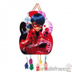 Piñata perfil de Ladybug - Imagen 1
