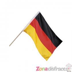 Bandera de mano Alemania - Imagen 1