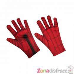 Guantes de Spiderman para hombre - Spiderman Homecoming - Imagen 1
