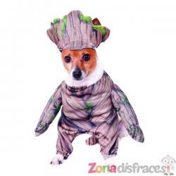Disfraz de Groot para perro - Imagen 1
