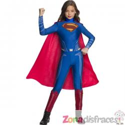 Disfraz de Superman para niña - Liga de la Justicia - Imagen 1