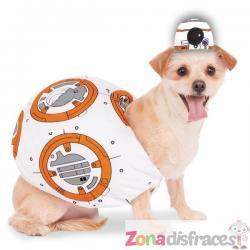 Disfraz de BB-8 para perro - Star Wars - Imagen 1