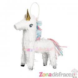 Figura decorativa de princesa unicornio - Imagen 1