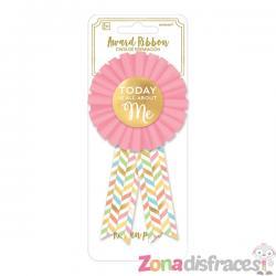 Medalla happy birthday - Imagen 1