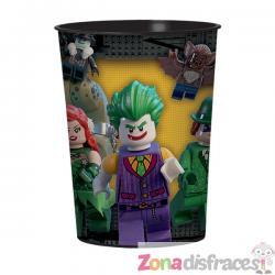 Vaso de plástico duro de Batman La Lego Película - Imagen 1