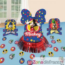 Set de decoración de Mickey Mouse - Imagen 1