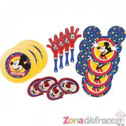 Set de 24 juguetitos de Mickey Mouse - Imagen 1
