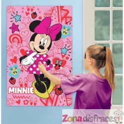 Juego para fiesta infantil de Minnie Mouse - Imagen 1
