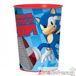 Vaso de Sonic - Imagen 1