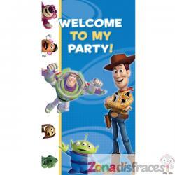 Decoración para puerta de Toy Story - Imagen 1