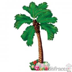 Figura decorativa para pared palmera hawai - Imagen 1