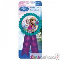 Medalla de Anna y Elsa Frozen - Imagen 1