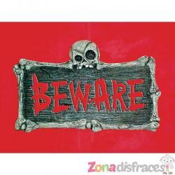 Cartel para la pared de Beware - Imagen 1