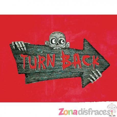Cartel para la pared de Turn Back - Imagen 1