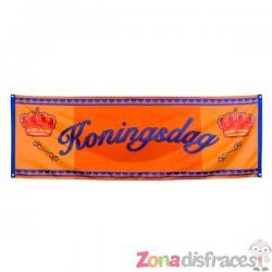 Cartel de Koningsdag Holanda - Imagen 1