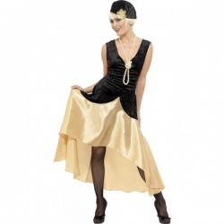 Disfraz de dama de los años 20 - Imagen 1