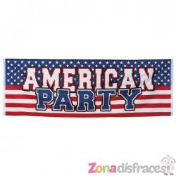 Cartel de American Party - Imagen 1
