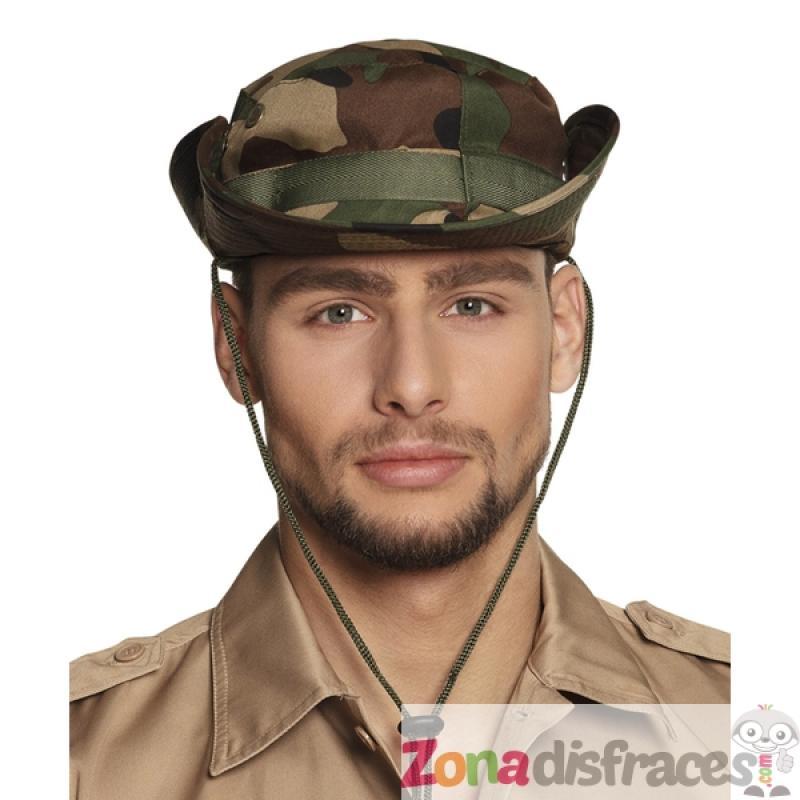 79e2aebc8976e Sombrero de explorador militar para adulto. Comprar Online