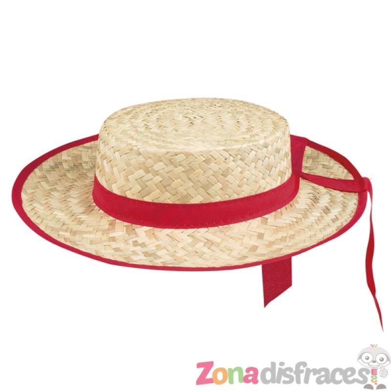 Sombrero de gondolero italiano para adulto eb9ecc1b2f1