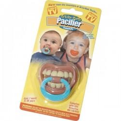 Chupete con dientes - Imagen 1