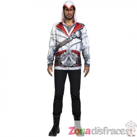 Sudadera de Ezio Auditore para adulto - Assassin's Creed - Imagen 1