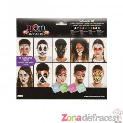 Set de maquillaje multiusos para adulto - Imagen 1