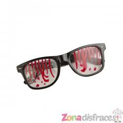 Gafas ensangrentadas para adulto - Imagen 1