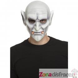 Máscara de vampiro calvo para adulto - Imagen 1