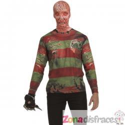Camiseta de Freddy Pesadilla para adulto - Imagen 1