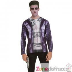 Camiseta de Joker Suicide para hombre - Imagen 1