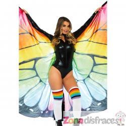 Alas de mariposa gigantes - Imagen 1