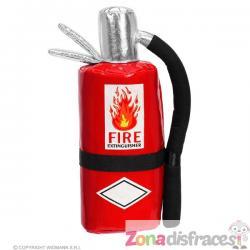 Bolso con forma de extintor - Imagen 1