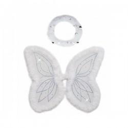 Set ángel alas y aureola - Imagen 1