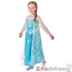 Disfraz de Elsa Frozen para niña - Frozen - Imagen 1