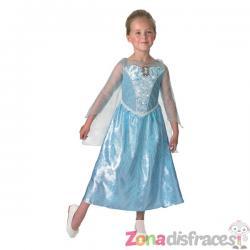 Disfraz de Elsa Frozen musical para niña - Frozen - Imagen 1
