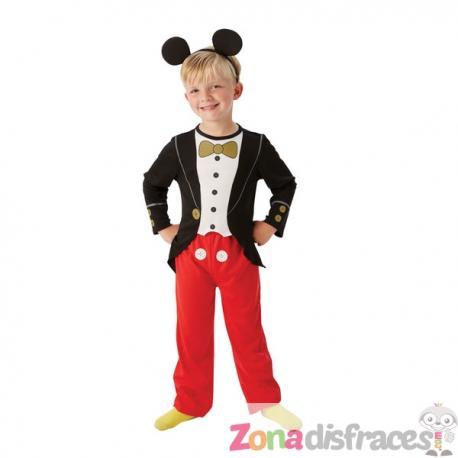 Disfraz de Mickey Mouse para niño - Imagen 1