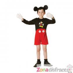 Disfraz de Mickey Mouse classic para niño - Imagen 1