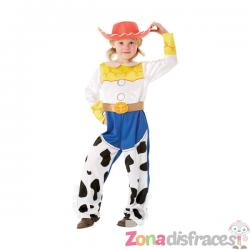 Disfraz de Jessie para niña - Toy Story - Imagen 1